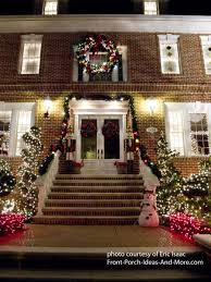 outdoor holiday lighting ideas. Christmas Light Display In NYC Outdoor Holiday Lighting Ideas T