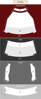 Andrew Jackson Hall Nashville Tn Seating Chart Stage