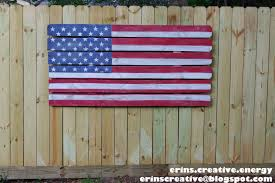 fence picket flag