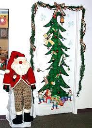 office door decorating. Funny Christmas Door Decorations Ideas For The Office Decoration . Decorating