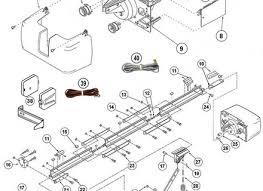 genie s 40 wiring diagram genie intellicode garage door opener parts gallery door
