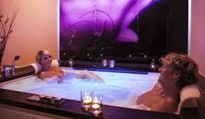 Couple Private Bathroom Spa