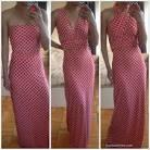 Выкройка летнего платья по косой 48