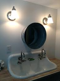 bucket bathroom sink bathroom galvanized pail bathroom sink