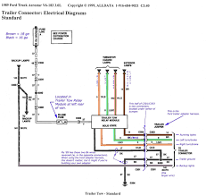 semi trailer tail light wiring diagram chromatex 7-Wire Trailer Light Wiring trailer tail light wiring schematic diagram today review adorable semi