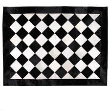 creative black white geometric rug of geometric black and white rug image 59 rugs design