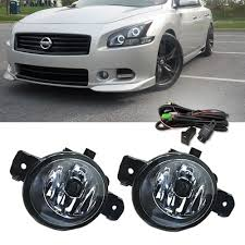 2010 Nissan Maxima Fog Light Kit Details About Fits 2007 2015 Nissan Maxima 55w H11 Yellow Fog Lights W Bulb Switch Wire Kit