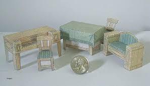 how to make miniature furniture. How To Make Doll Furniture Dolls House Plans Plain . Miniature O