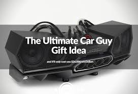 best car gifts for car guys