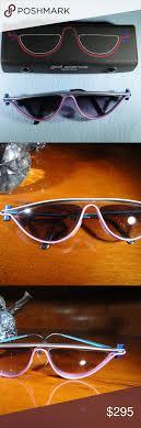 Gail Spence Design Very Cool Rare Vintage Sunglasses Danish Design By Pro