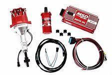 msd 6al box ford 351c 460 msd ignition 6al box w pro billet distributor blaster ii