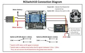 battle switch rcswitch10 robu in n online store rc rcs10a connection diagram