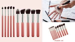 makeup brush set 1
