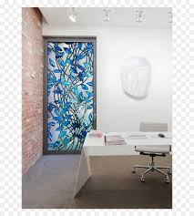 glass stained glass window interior design png