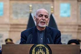 """الإمارات تعلن استقبال الرئيس الأفغاني السابق أشرف غني وأسرته """"لاعتبارات  إنسانية"""" - CNN Arabic"""