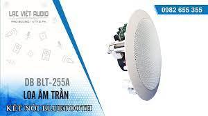 Loa âm trần Bluetooth DB BLT 255A chính hãng giá rẻ