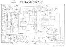 konka schematic diagrams t  k tda   la   tda   service    konka schematic diagrams t  k tda   la   tda   service manual