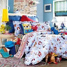 3 piece kids bedding set puppy family duvet cover bed sheet loading diy dog bed duvet