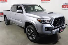 New 2018 Toyota Tacoma TRD Sport Double Cab Pickup in Escondido ...