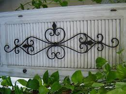 32 brand new outdoor wrought iron decor