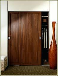 18 inch closet door interesting design wood sliding closet doors the functional intended for bedrooms decor