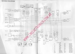 yamaha blaster 200 wiring diagram yamaha automotive wiring diagrams