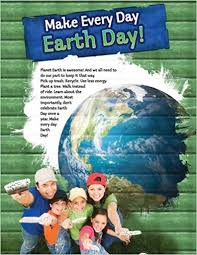 Amazon Com Make Every Day Earth Day Cheap Chart Cheap