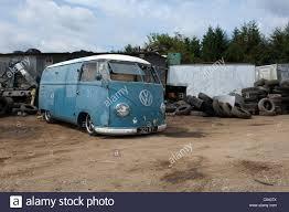 1951 vw volkswagen barn door van lowered slammed rat look narrow beam front axle