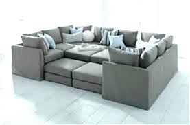Suitable Comfortable Sectional Sofas Chaise Regarding Prepare 12