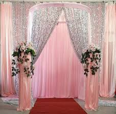 best 25 wedding stage ideas on pinterest backdrop ideas Wedding Background Stage Designs wholesale width thick sequin fabric mesh back fashion wedding decoration party decoration photo props wedding stage background ideas