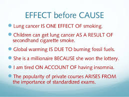 causes and effects of smoking essay co effect smoking essay causes