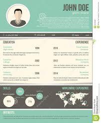 Cool Resumes Impressive Cool Resumes Resume Amazing Templates Designs Graphic Design