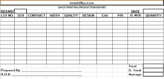 Production Reporting Templates Download Monthly Excel Expense Report Templates Analysis Template