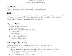 restaurant resume objective restaurant resume objective this is waitress resume example resume