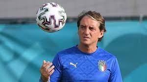 روبرتو مانشيني يريد من إيطاليا أن تقدم لويمبلي الأداء الذي تستحقه أمام  النمسا
