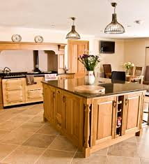 Oak Kitchen Oak Kitchen Newquay Mark Stones Welsh Kitchens Bespoke