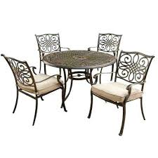 Amazoncom patio furniture Conversation Sets Round Patio Table And Chairs Traditions Piece Patio Outdoor Patio Table Chairs Amazon Topticketsinc Round Patio Table And Chairs Traditions Piece Patio Outdoor Patio