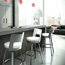 kitchen counter stools with backs contemporary swivel bar stools with back kitchen counter chairs with backs