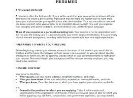 List Of Career Objectives Sample Of Objectives In Resume Sample Objective On Resumes Sample