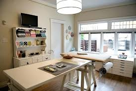 Office craftroom tour Beautiful Home Office Craft Room Design Ideas Small Offi Crafts Unleashed Consumercrafts Home Office Craft Room Design Ideas Small Offi Crmcolco
