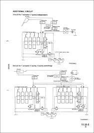 komatsu hydraulic excavator pc100 3 pc120 3 pc150 3
