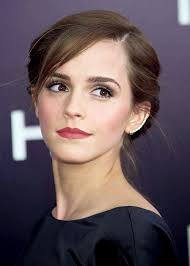 emma watson is so beautiful her makeup is perfect and her eyes are so gorgeous hermione