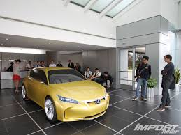 Calty Design Research Newport Beach Ca Toyotas Calty Design Center Import Tuner Magazine
