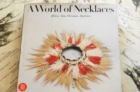 It has some amazing photos of antiquities and I like to look at it for  jewelry design inspiration
