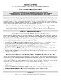Business Development Director Resume samples SlideShare