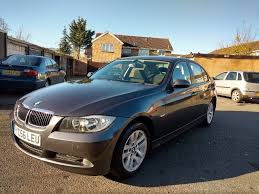 BMW 3 Series 2006 bmw 3 series mpg : BMW 3 Series - 2006 - 2.0 Diesel - Grey - 99k mileage | in Slough ...