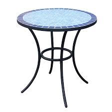 garden treasures pelham bay round dining table