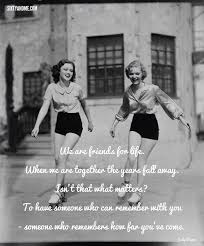 Quotes About Female Friendship