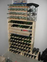 pallet wine rack. Another Rack. Pallet Wine Rack I