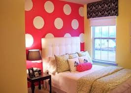 small bedroom ideas for young women twin bed. Girl Bedroom Paint Ideas Orange Bowl Shaped Acrylic Pendant Lamp White Lacquer Wooden Single Bed Twin Size Design A Combination Of Black Fabric Glass Small For Young Women